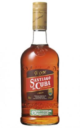 Ron Santiago De Cuba Anejo 8YO 0.7L