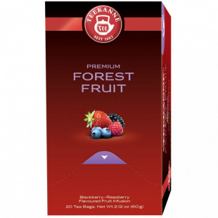 Teekanne Premium Ceai Fructe de padure 20x3 g