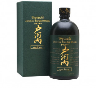 Togouchi 9YO 0.7L + Etui