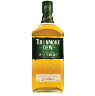 Tullamore DEW Irish Whisky Original 0.7L