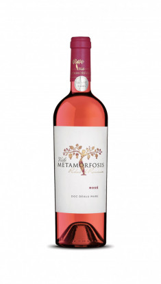 Viile Metamorfosis Rose 2019 0,75L