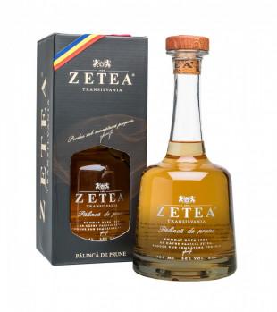 Zetea Palinca De Prune Cutie 50% 0.7L