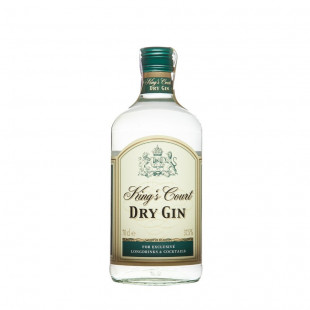 Kings Court  Dry Gin 0.7L