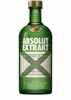 Absolut Vodka Extrakt 0.7L