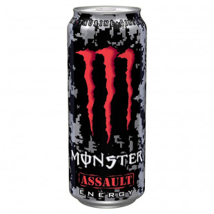 Bautura Energizanta Monster Assault 500ml