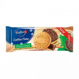 Biscuiti Coffee Time Choco Cereal 143g