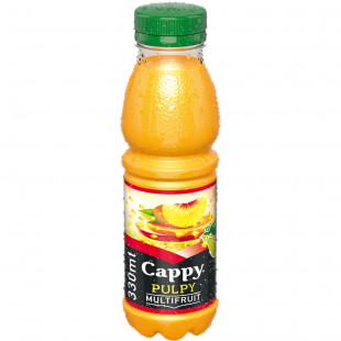Cappy Pulpy Multifruct 330 ml