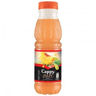 Cappy Pulpy Piersica, PET 0.33L, Bax 12 buc