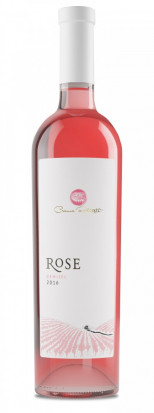 Crama Ratesti Rose 0.75L