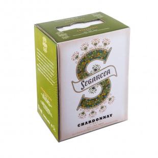 Domeniul Coroanei Segarcea Bag in Box Chardonnay 5L
