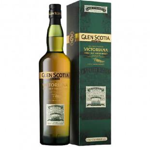 Glen Scotia Victoriana Single Malt Whisky 0.7L
