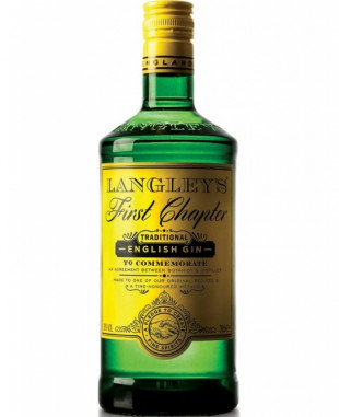 Langley's Gin First Chapter 700ml