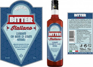 Mixer Bitter Italiano Non Alcool 700ml