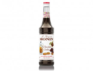 Monin Chocolate Cookie Sirop