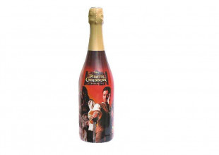 Sampanie Copii Caribbean Pirates Capsuna 0.75L