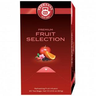 Teekanne Pemium Ceai Fruit Selection 20x3 g