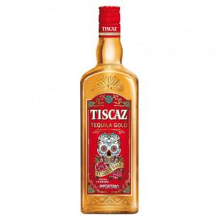 Tequila Gold Tiscaz 0.7L