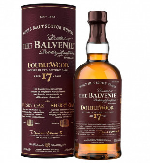The Balvenie DoubleWood 17 YO 0.7L
