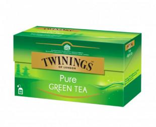 Twinings Ceai Verde Pur 25 x 2g