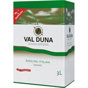 Val Duna Riesling Italian Bag In Box 5L