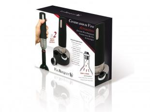 Vin Bouquet Pompa Electrica Vacuumat