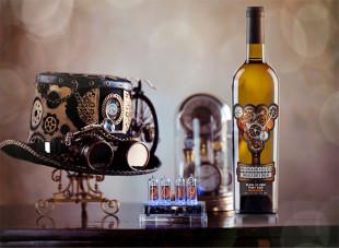 Vincon,Mirabilis Machina,Blanc de Noir Pinot Noir, Sec,13%, 0.75L