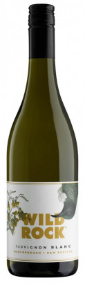 Wild Rock Sauvignon Blanc Marlborough 0.75L