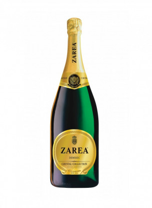 Zarea Crystal Collection Demisec 1.5L