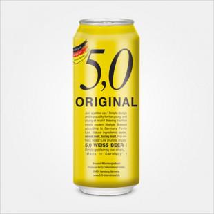 5.0 Original Weiss Beer