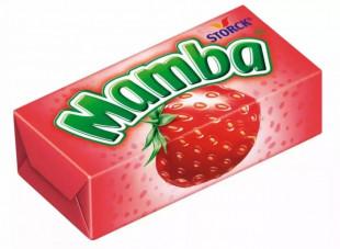 Caramele Mamba Capsuni 26,5g