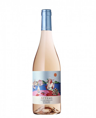 Attems Pinot Grigio Ramato 0.75L
