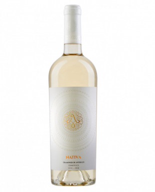 Averesti Nativa Traminer Demidulce 0.75L