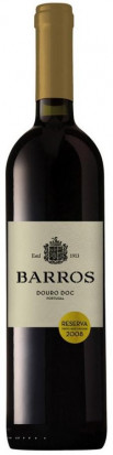Barros Red Reserve DOC Douro 0.75l
