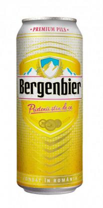 Bergenbier Doza 500 ml