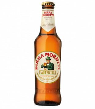 Birra Moretti, Sticla 0.33L, Bax, 24 buc