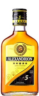 Brandy Alexandrion 5 Stele 200ml