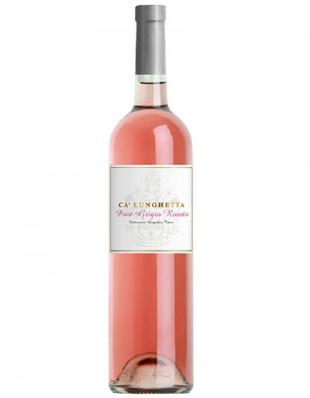 CA' Lunghetta Pinot Grigio Rose 0.75L