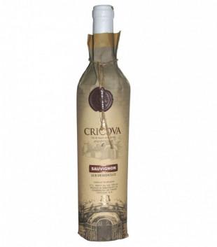 Cricova Sauvignon Blanc Demidulce Hartie 0.75L