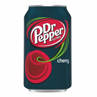 Dr.Pepper Cherry 0.33L