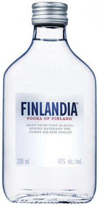 Finlandia Classic Vodka 200ml