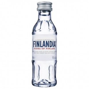 Finlandia Classic Vodka 50ml