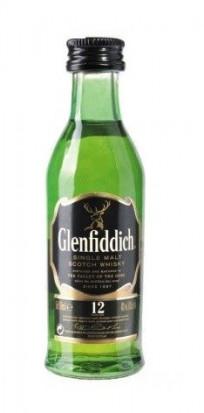 Glenfiddich 12 YO 0.05L