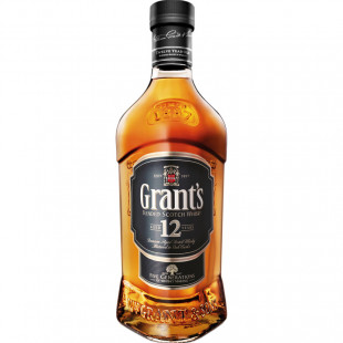Grant's 12YO Bourbon Finish 0.7L