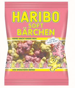 Haribo Soft Barchen 100g