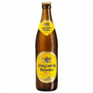 Konig Ludwig Bere Weissbier sticla 500ml