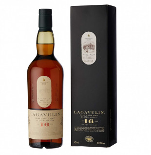 Lagavulin Single Malt Whisky 16 YO 0.7L