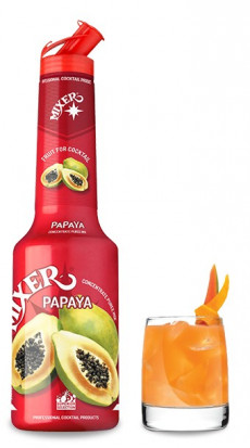 Mixer Concentrat Pulpa 100% Papaya