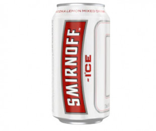 Smirnoff Red Ice Can 0.25L