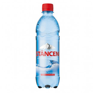 Stanceni Apa Minerala Carbogazoasa 500ml