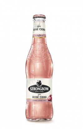 Strongbow Rose, Sticla 0.33L, Bax, 24 buc
